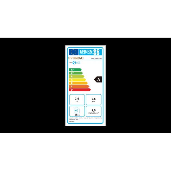 Climatiseur mobile Hyundai 9000 BTU - CLM09KR