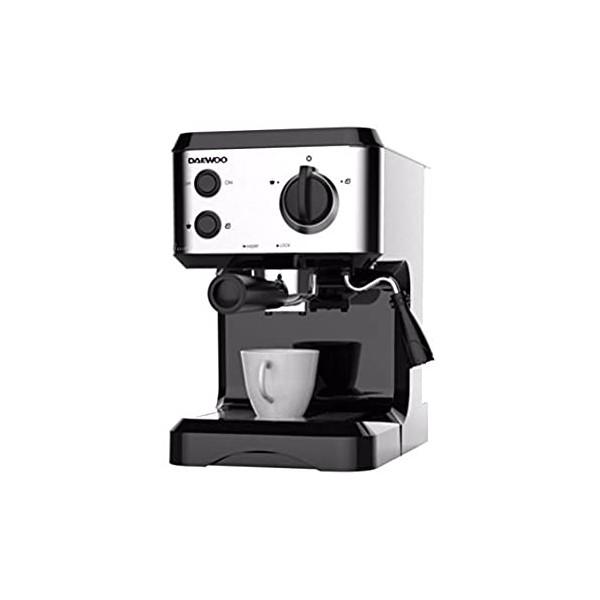 Machine à café Daewoo Noir Duo - CM-4677