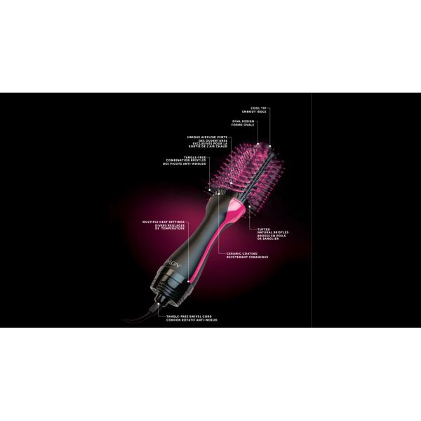 Brosse soufflante volumisante Revlon - RVDR5222E
