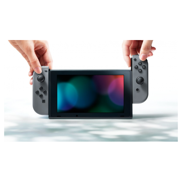 Console Nintendo Switch Grise
