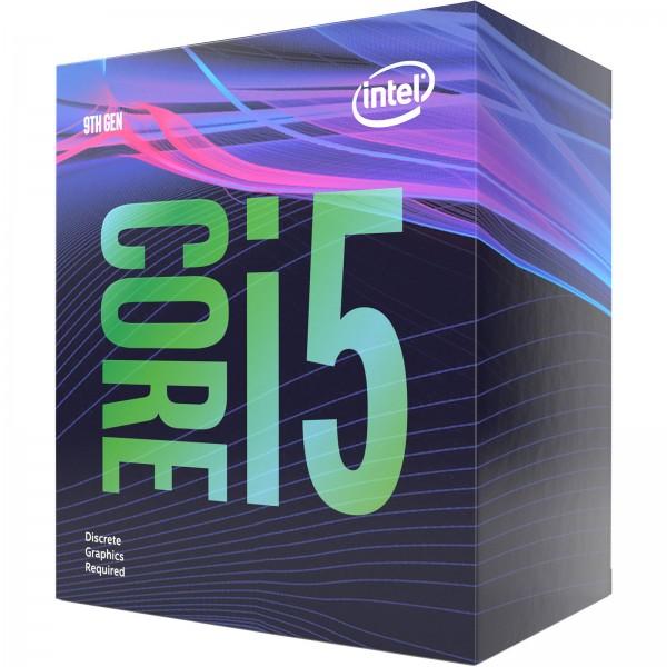 Processeur Intel Core i5 9600K (3.7 Ghz / 4.6 Ghz ) - BX80684I59600K