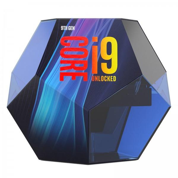 Processeur Intel Core i9 9900K (3.6 Ghz / 5.0 Ghz) - BX80684I99900K