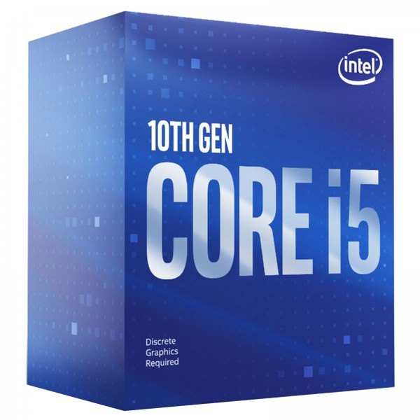 Processeur Intel Core i5 10600KF (4.1 Ghz / 4.8 Ghz) - BX8070110600KF