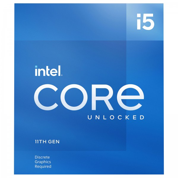 Processeur Intel Core i5 11500 (2.7 Ghz / 4.6 Ghz) - BX8070811500