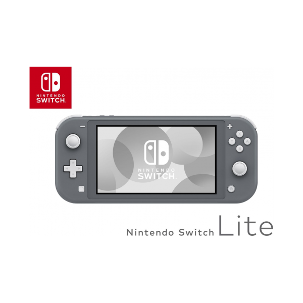Console Switch Lite Nintendo Switch Lite Grise