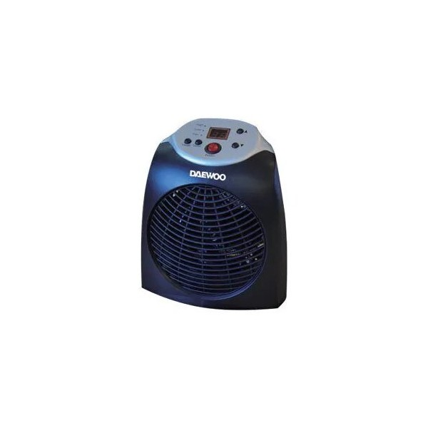 Radiateur soufflant Daewoo 2000 W - DHS-3015F
